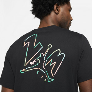 Air Jordan Jumpman 23 AIR T-Shirt ''Black''