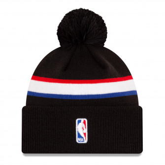 New Era NBA Los Angeles Clippers City Edition Knit Hat ''Black/White/Red/Blue''