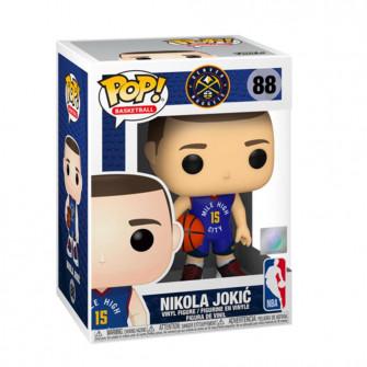 Funko POP! NBA Denver Nuggets Nikola Jokić Figure