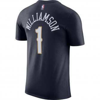 Nike NBA Zion Williamson New Orleans Pelicans T-Shirt ''College Navy''