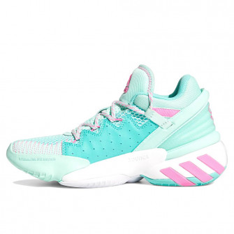 adidas D.O.N. Issue #2 ''Clear Mint/Acid Mint'' (GS)