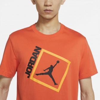 Air Jordan Jumpman Box T-Shirt ''Orange''