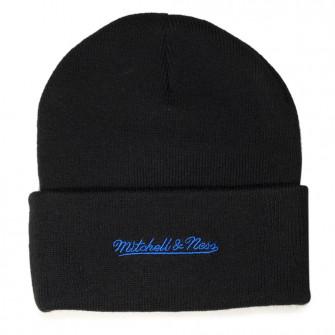 M&N Team Logo Minessota Timberwolves Cuff Knit Hat ''Black''