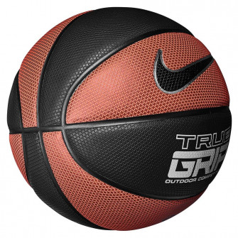 Nike True Grip Outdoor Competition Basketball (6) ''Amber/Black''