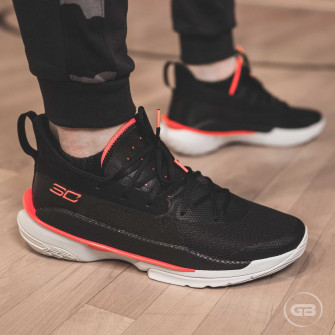 Under Armour Curry 7 ''Black''