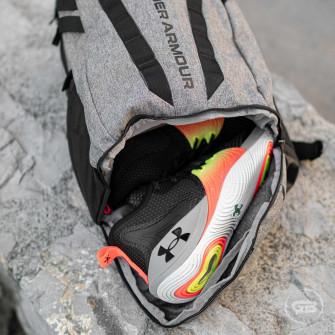 Under Armour Hustle 5.0 Backpack ''Grey/Black''