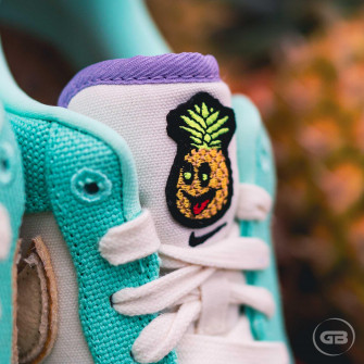 Nike Air Force 1 '07 LX WMNS ''Happy Pineapple''